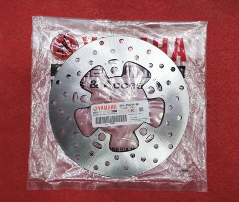 Y15ZR REAR DISC BRAKE PLATE 100%ORIGINAL 2PV-F582W-00(EEII)