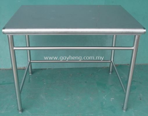 Stainless Steel 1 Tier Table ��1����