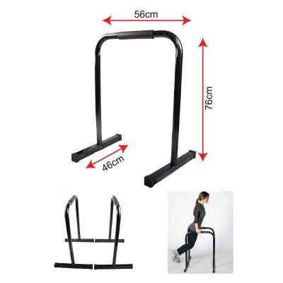 Dips Workout Parallel Bars
