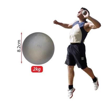 Shot Putt (Bola Besi) - 2 kg