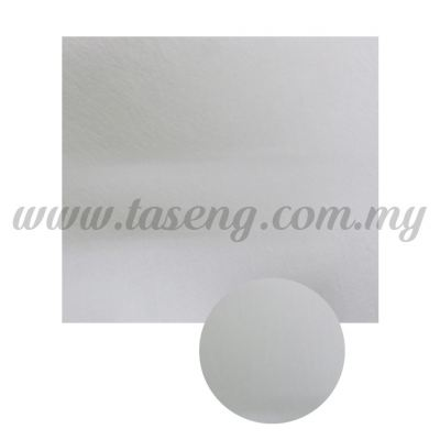 Wrapping Paper Non Woven - White 1 piece (PD-WP3-W)