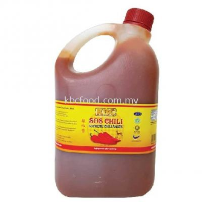 2.7kg KBC Supreme Chili Sauce �V�����ؼ�������