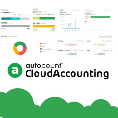 Autocount Cloud Accounting