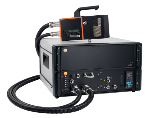 TESTO ViPR -Volatile particle remover for sampling and raw gas conditioning according to UNECE R83 a