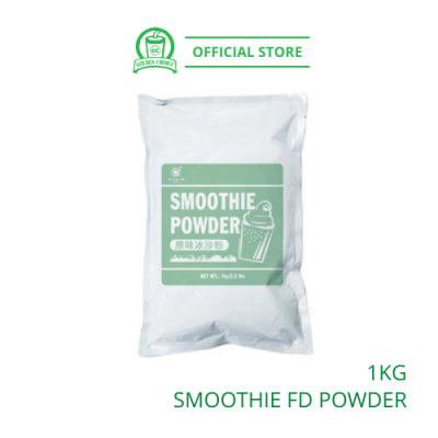 Smoothie Flavor Drink Powder 1kg - Taiwan Imported | Flavor Bubble Tea | Smoothies | Ice Blended