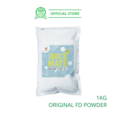 Original Flavor Drink Powder 1kg Juice Mate - Taiwan Imported | Flavor Bubble Tea | Smoothies | Ice Blended