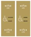 CNB-238M Handicap Toilet Button Automatic Door System Accessories