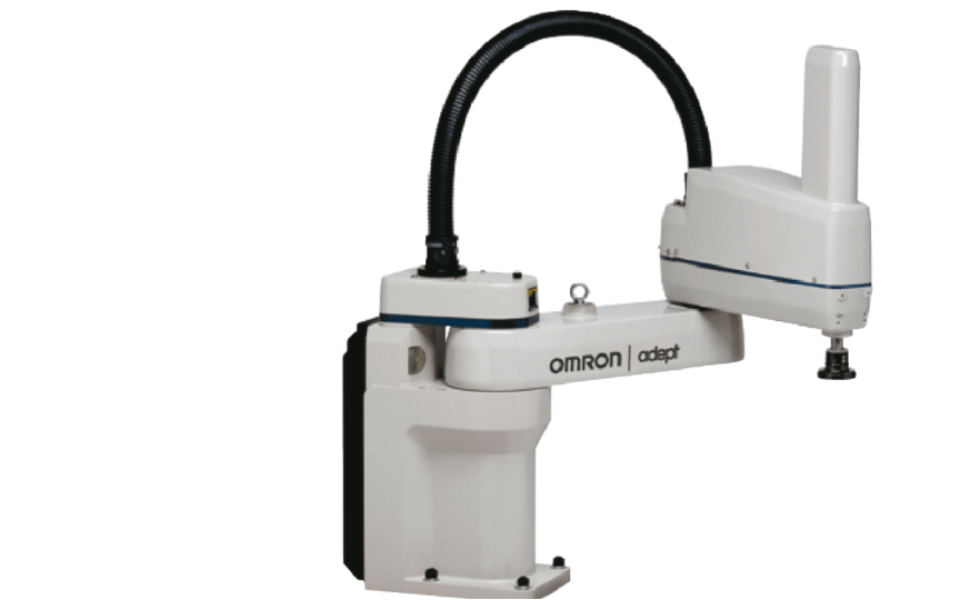 OMRON eCobra 800 Lite / Standard / Pro Large SCARA robot for precision machining, assembly, and mate