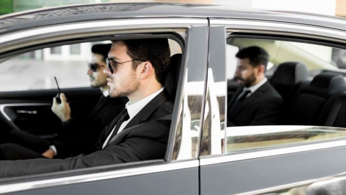 VIP Security Driver