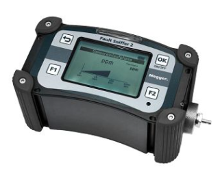 MEGGER Fault Sniffer 2 Simple Location of cable fault in underground low voltage networks