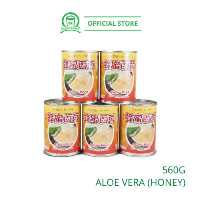 ALOE VERA HONEY 560G 蜂蜜芦荟 - Topping | Ta Chung Ho | Cube | Taiwan Imported