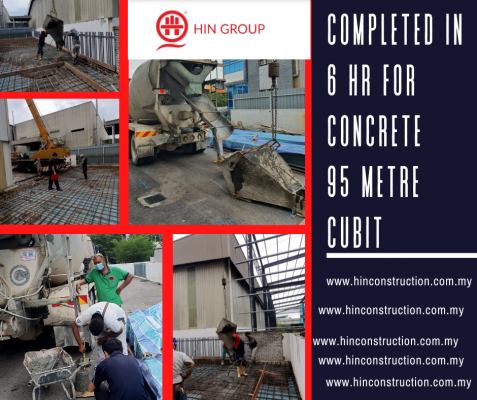 Book Now- If You Looking For Concrete Specialist Contractor In KL/Selangor.