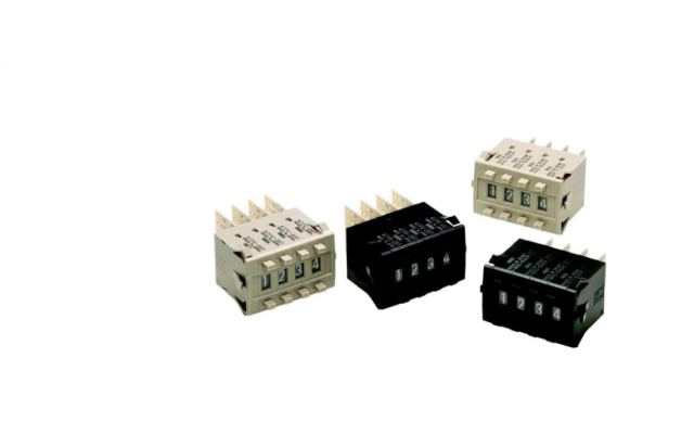 OMRON A7D / A7DP Ultra-small, Low-cost, Push-operated Switches