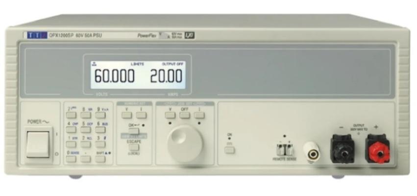 QPX1200S  Aim-TTi Bench Power Supply, , 1.2kW, 1 Output , , 0 �� 60V, 0 �� 50A