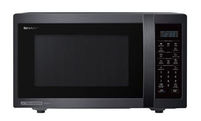 SHARP 28L MIRCOWAVE OVEN WITH GRILL R759EBS