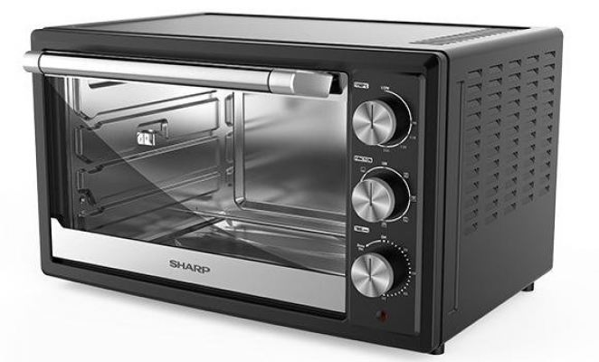 SHARP 42L ELECTRIC OVEN EO429RTBK