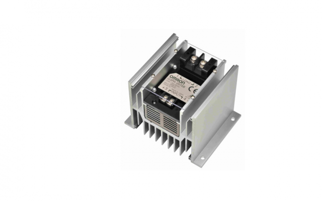 OMRON G3PH High-power, Load-control SSRs with High Current of 75 or 150 A and High Voltage of 240 or