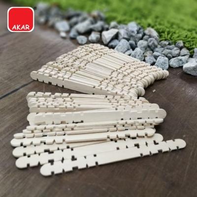 Magic Stick, Ice Cream Stick, Pinewood Stick, POP Stick, Wood Stick 11.4cm Plain (50pcs)