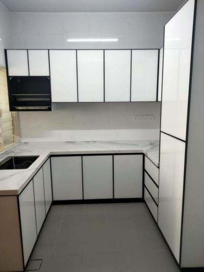 Subang Aluminium kitchen cabinet
