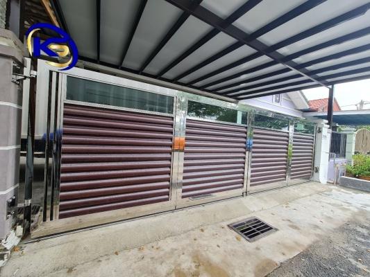 Folding Gate Taman Lesung Batu Jaya, Melaka