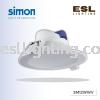 """SIMON 12WATT 4"""" LED WAVE DOWNLIGHT 3000K 4000K 6500K POWER FACTOR 0.9  DOWNLIGHT SIMON"""