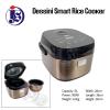 Dessini 5Liter Smart Rice Cooker Rice Cooker Kitchen Appliances