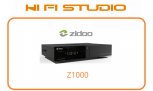 ZIDOO Z1000 - 4K Smart Android TV Box Dual SATA 3.0 with SDR to HDR【2G+16G】