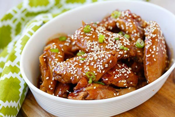 Chicken Wing With Sesame (20pcs/pkt)