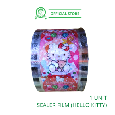 Sealer Film Hello Kitty 封口膜 - for cup sealing machine | cup cap | plastic cover | OEM | Customize