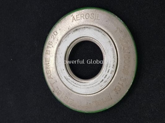 AEROSIL Spiral Wound Gasket 316L,316L,PTFE,316L