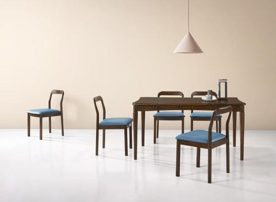 Dining Set (6 Seater) - T71 / C155