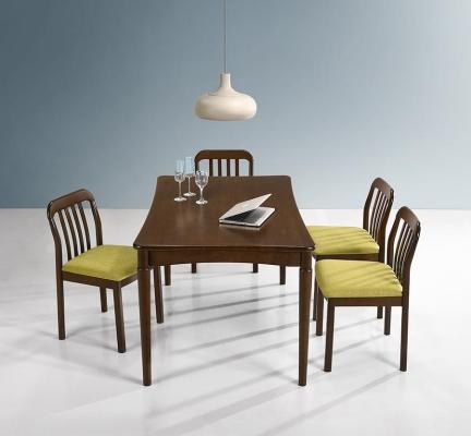 Dining Set (6 Seater) - T71 / C156