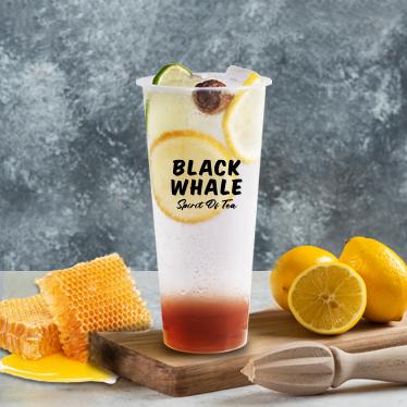 蜂蜜柠檬气泡饮 气泡饮系列