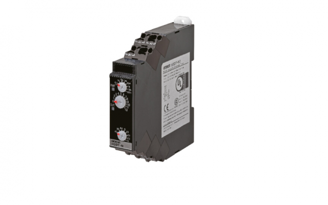 Omron HH3DT-N / -L Our Value Design Products Increase the Value of Your Control Panels.