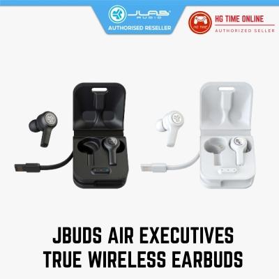 JLAB JBuds Air Executives True Wireless Earbuds - Black