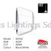 W3163 12W WH LED-WW(4 SIDE) LED Updownlight