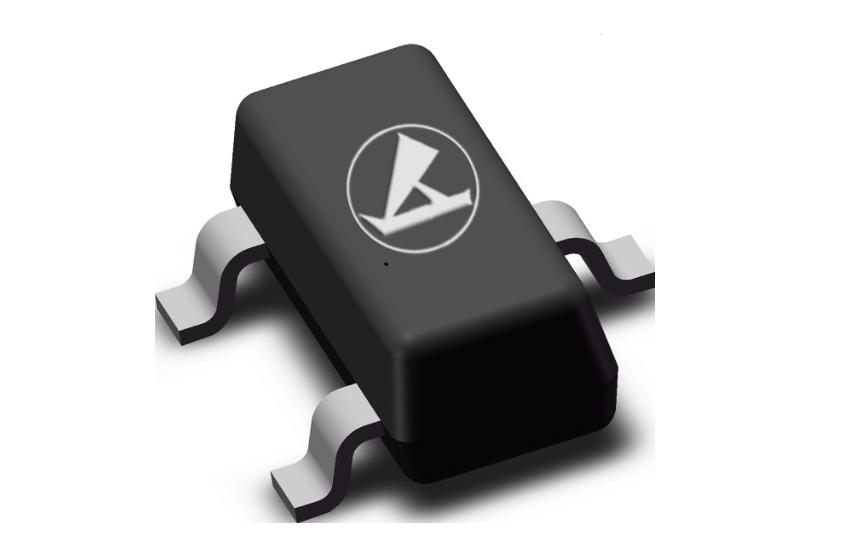 LRC LMUN2115LT1G SMD Bias Resistor Transistors