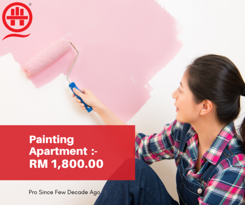 Book Now- If Looking For Painting Contractor ?