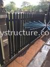 To modify small gate at fencing @ Jalan Damar Bayu 4C, Glenmarie Cove, 42000 Pelabuhan Klang. Fencing