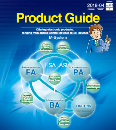 M SYSTEM SOLUTIONS PRODUCT GUIDE