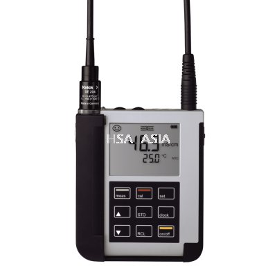 PORTAVO 904 X MULTIPARAMETER PORTABLE WITH ATEX APPROVAL
