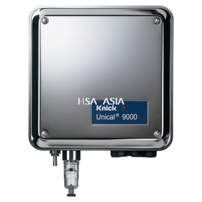 UNICAL 9000 AUTOMATIC CLEANING AND CALIBRATION SYSTEM
