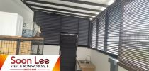 Louvers FENCING