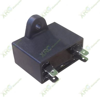 2.0UF 450VAC AIR CONDITIONING FAN CAPACITOR