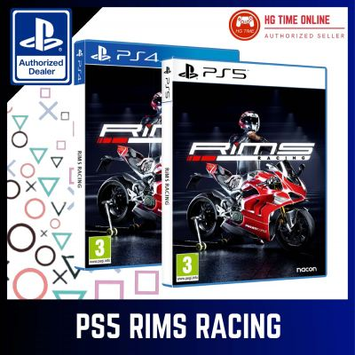 [PRE ORDER] PS4 Rims Racing R2 ENG CHN | Estimate Release 28 AUGUST