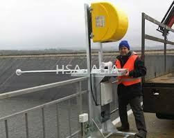 6950 FIXED VERTICAL PROFILER - THE VERTICAL PROFILING SYSTEMS PROVIDE AUTOMATED DATA COLLECTION AND TELEMETRY THROUGHOUT A WATER COLUMN IN WATERSHEDS, SOURCE WATER