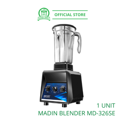 MADIN MD-326S CHEF BLENDER MACHINE 麥登搅拌机 - Smart | Ice Blended | Smoothies | Commercial