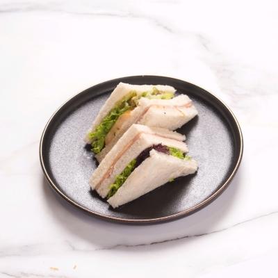 CHICKEN SLICE & CHEESE SANDWICH �����������������