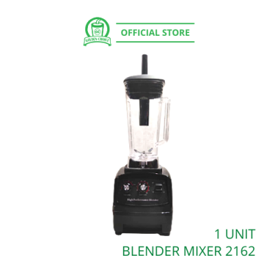 BLENDER MIXER MACHINE 2162 搅拌机 - with mixing stick | budgeted | commercial | home use