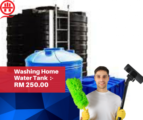 Book Now- Local Plumber To Clean/Wash Water Tank.